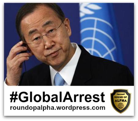 round-op alpha, global arrest, #GlobalArrest, world government